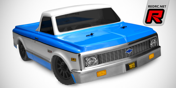 JConcepts 1972 Chevy C10 Scalpel bodyshell