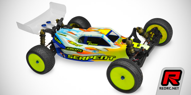 JConcepts SRX-2 MM Silencer bodyshell