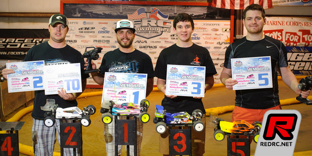Blake Boggs triples at Jamie Rogers Memorial Race