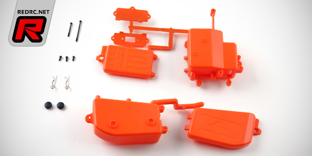 Kyosho MP9 option parts