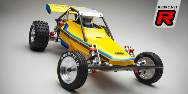 Kyosho Scorpion re-release 2WD buggy – Details