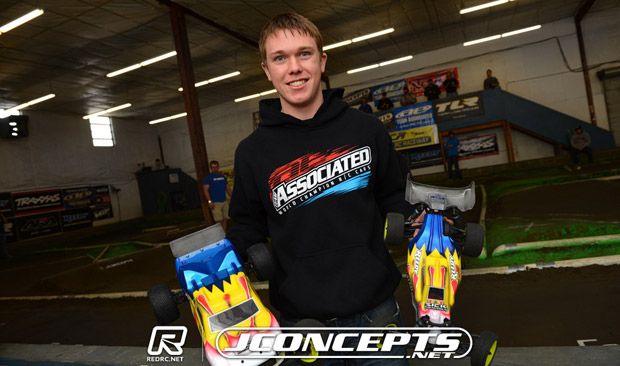 Schoettler tops 1st JConcepts qualifier
