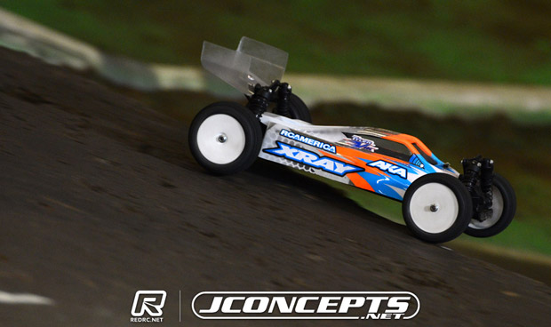 Vik claims 4WD TQ at JConcepts Indoor Nats