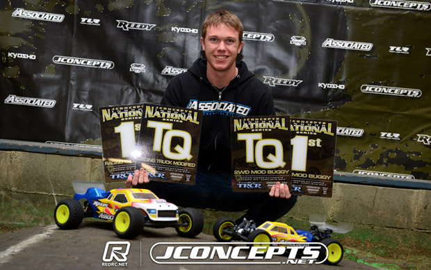 Schoettler takes the big win at JConcepts Indoor Nats