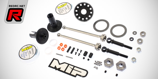 MIP Pucks drive systems for RB6 & RT6