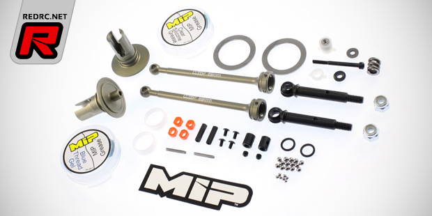 MIP TLR 22 2.0 Stock & Modified Pucks drive system