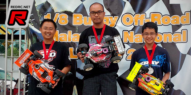 Adrian W wins at Malaysia National League Rd2