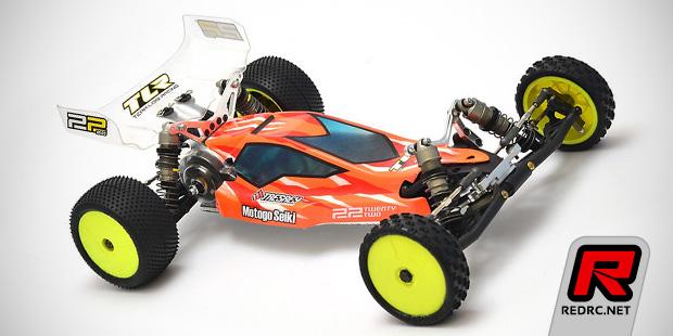 Motogo Seiki M22-S.A.C. prototype