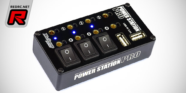 Muchmore Power Station Pro multi distributor