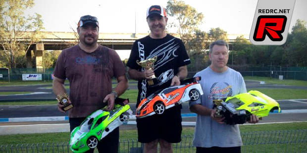 Chris Stanley wins GT class at NSW State titles