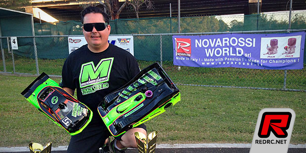Jeff Hamon wins 1/8th scale at NSW State Titles