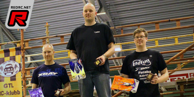 Helge Johannessen wins 1:12th at Norwegian series Rd5