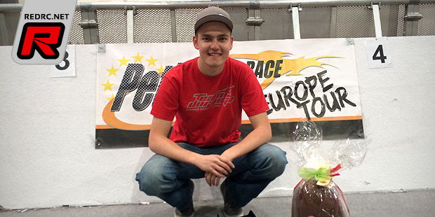 Jörn Neumann sweeps Petit RC Race