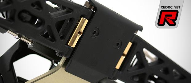 RDRP RB6 brass front suspension block