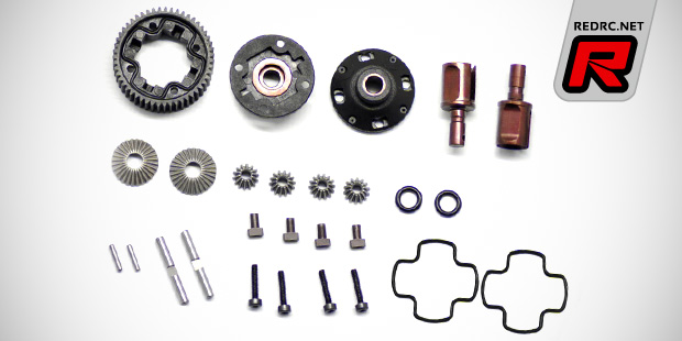 Serpent SRX-2 gear differential