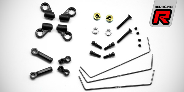 Serpent SRX2 rear anti-roll bar kits