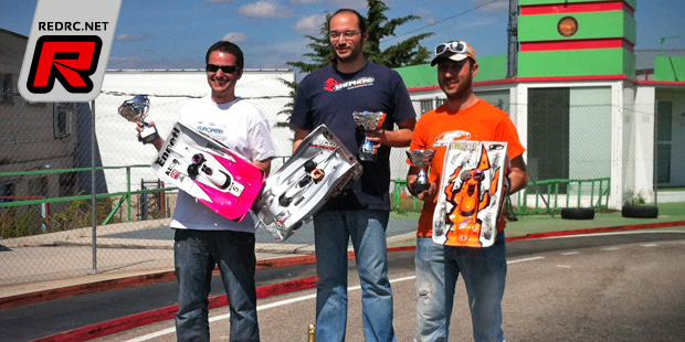 Spanish 1/8th on-road nationals Rd1 – Report