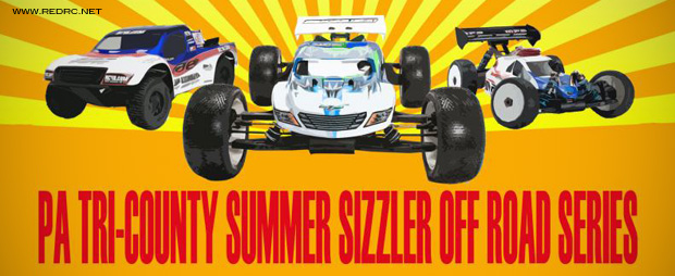 PA Tri-County Summer Sizzler – Announcement