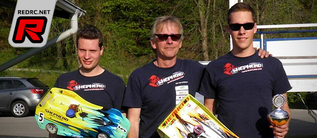 Win for Simon Kurzbuch at Swiss on-road nats Rd1