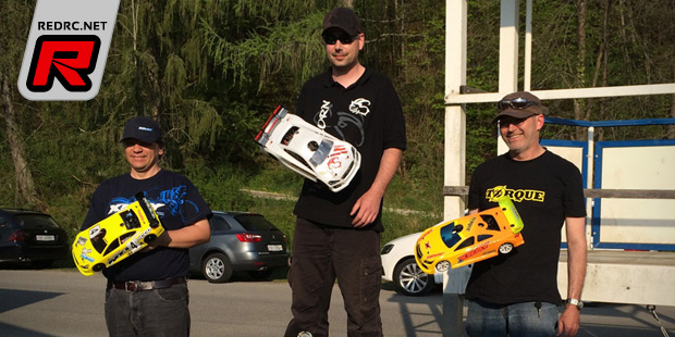 Rizzo, Schär & Lehnerr take 1/10 podium in Switzerland