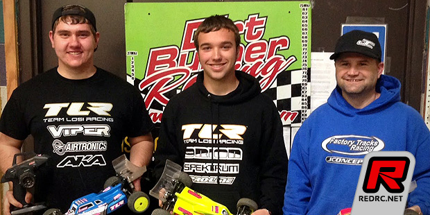 Phend & Richards win at TLR Shootout