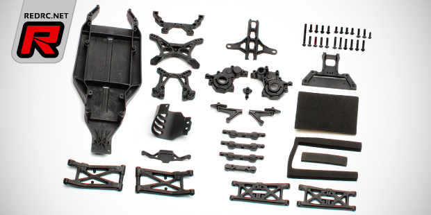 Team Associated B5 & B5M conversion kits & rear hubs