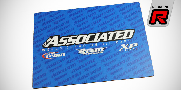 Team Associated setup & countertop mat