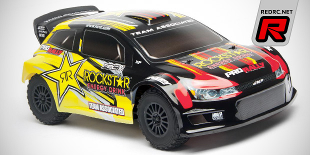 Team Associated ProRally 4WD BL-powered RTR