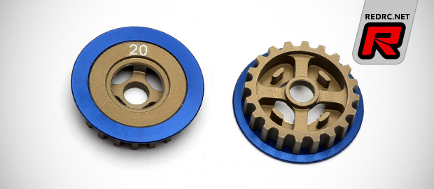 New Team Associated TC6 option parts