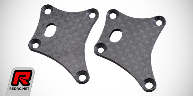 Team C TC10 carbon fibre arm stiffeners