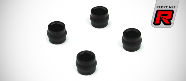 Tekno RC shock cap bushings