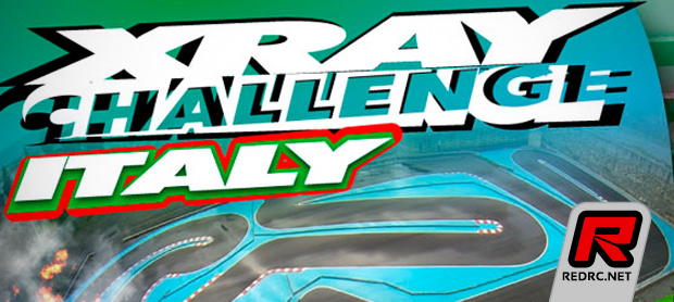 Xray Challenge Italy – Announcement