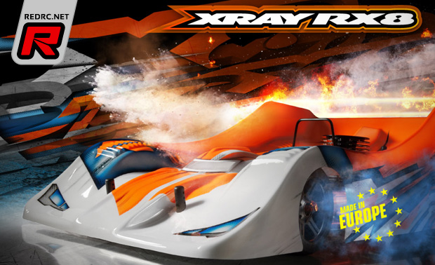 Exclusive – Xray RX8 preview