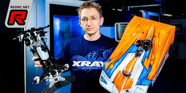 Xray Column – Making the RX8