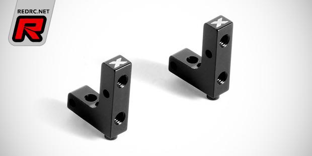 Xray XB4 aluminium servo mounts