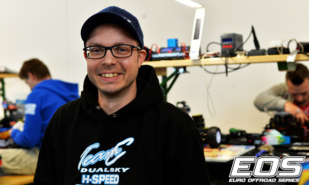 Honigl TQs opening 2WD Qualifier at EOS Finale