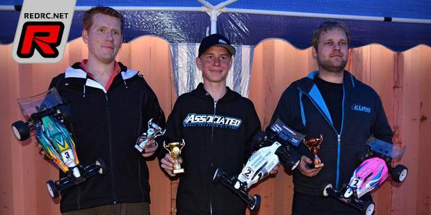 Jesper Rasmussen wins at DRCMU championship Rd1