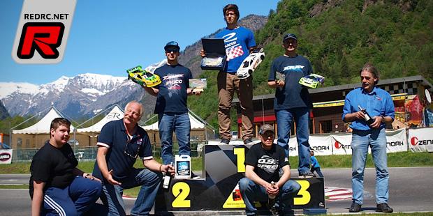 Kurzbuch & Gruber win at EFRA GP Lostallo