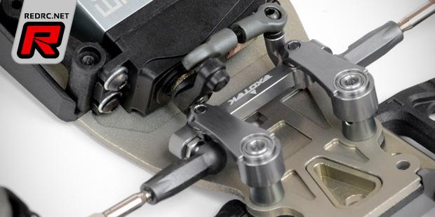Exotek TLR 22 steering rack ver.2 set