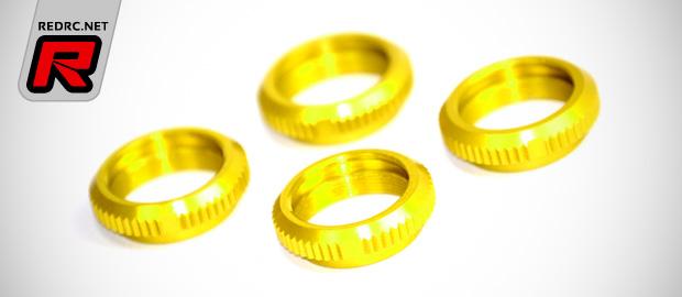 Exotek TLR22 & 22-4 aluminium option parts