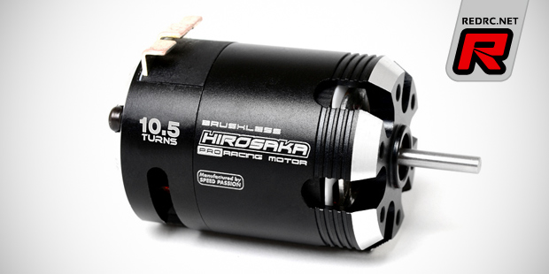 Hirosaka 540-class brushless stock motors