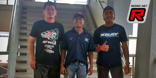 Baha & YL Tan win at DBKL GP race Rd2