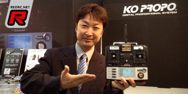 KO Propo Esprit-IV 2.4GHz radio coming soon