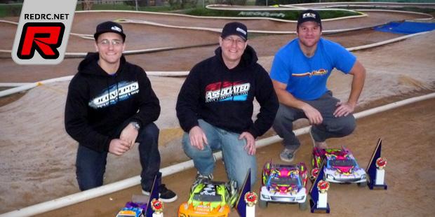 Munday, Peeler & Selvaggi win Keilor Truck Stampede
