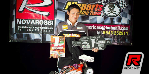 Luis Fernando Ramirez wins at Mexican nationals Rd2