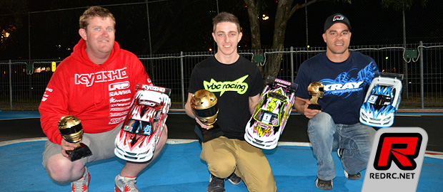 Ryan Maker TQ's & wins at NSW State Title 2014