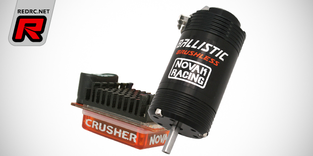 Novak 4x4 SCT brushless system
