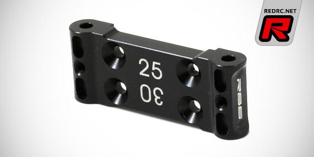 RDRP RB6 aluminium front suspension block