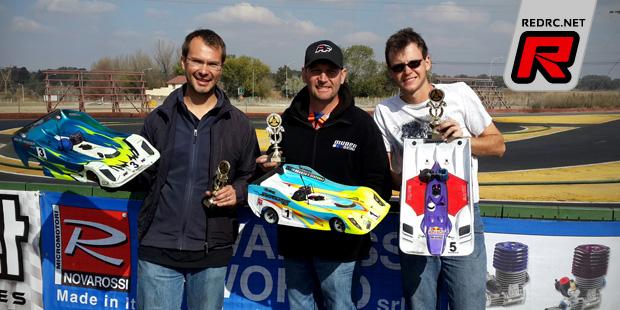 Joelson wins at SA on-road gas championship Rd2