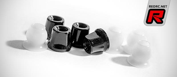 Schelle B5 series aluminium shock standoffs